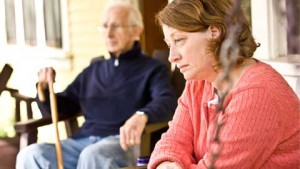 PIC - STRESSED FAMILY CAREGIVER