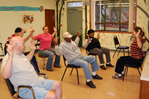 PIC - ADULT DAY CARE ACTIVITY SESSION