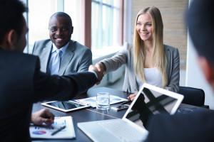 PIC - ESTABLISHING BUSINESS RELATIONSHIPS BLACK